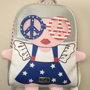 Luv betsey backpack NWT